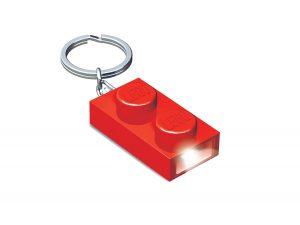 1x2 lego 5004264 stein schlusselanhanger mit licht rot