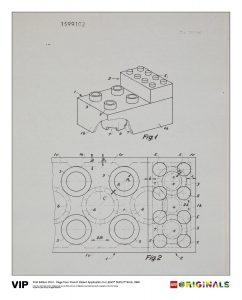 french patent duplo 5005998 brick 1968