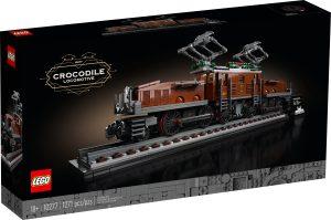 lego 10277 lokomotive krokodil