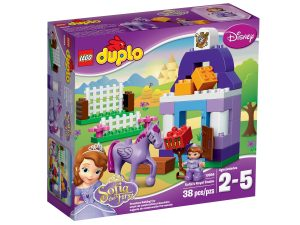 lego 10594 sofia the first koniglicher stall