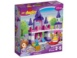 lego 10595 sofia the first konigsschloss