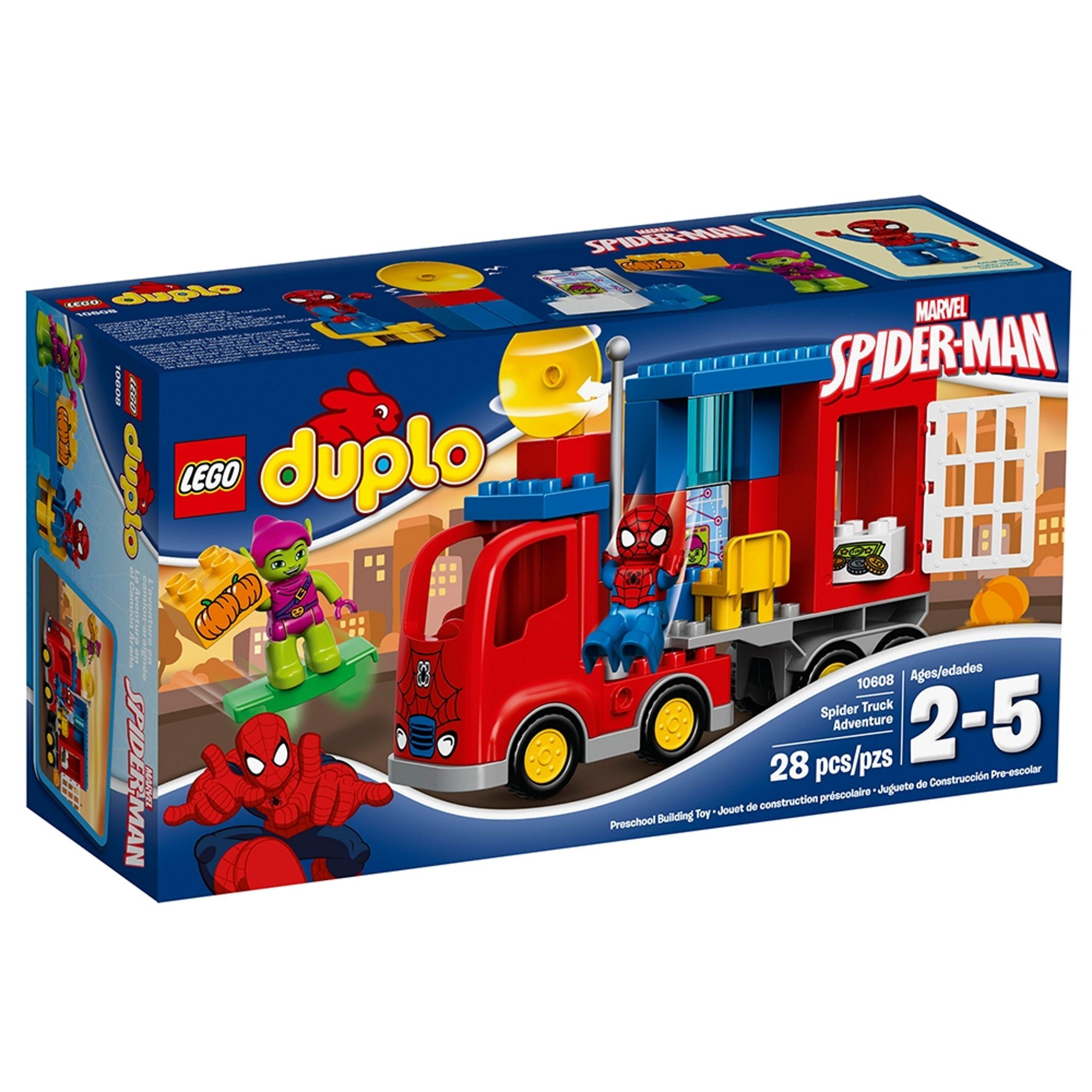 lego 10608 spider man spider truck abenteuer scaled