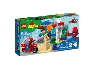 lego 10876 die abenteuer von spider man und hulk