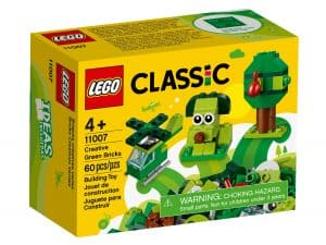 lego 11007 grunes kreativ set