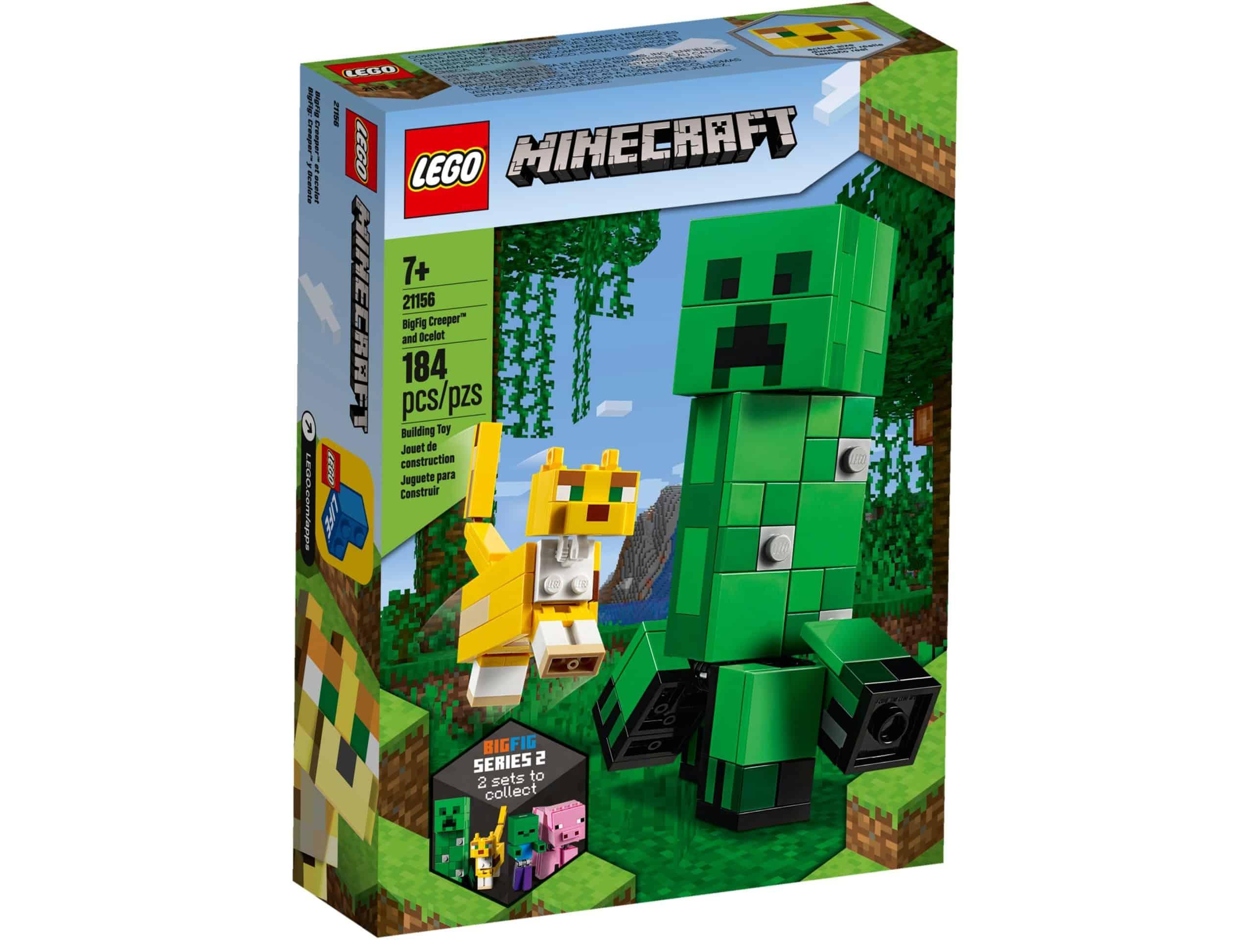 lego 21156 bigfig creeper und ozelot scaled