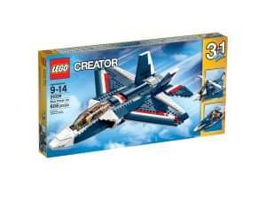 lego 31039 blauer power jet