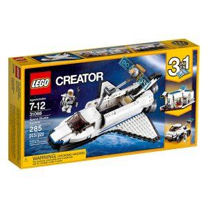 lego 31066 forschungs spaceshuttle