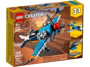 lego 31099 propellerflugzeug