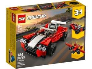lego 31100 sportwagen