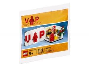 lego 40178 iconic vip set