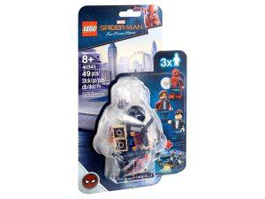 lego 40343 spider man und der museumsraub