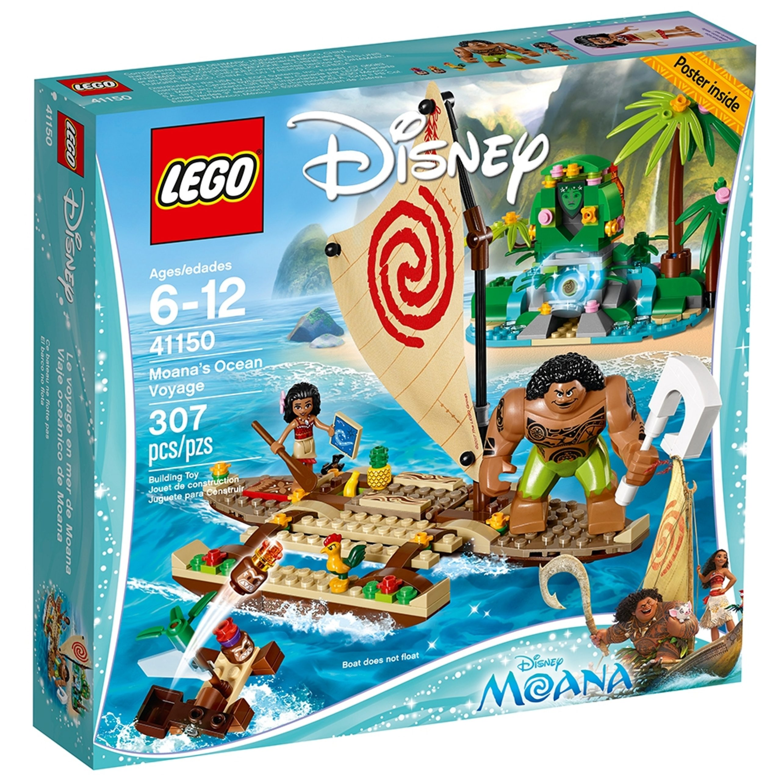lego 41150 vaiana auf hoher see scaled
