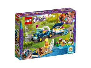 lego 41364 stephanies cabrio mit anhanger