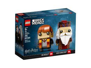 lego 41621 ron weasley und albus dumbledore