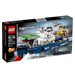 lego 42064 forschungsschiff