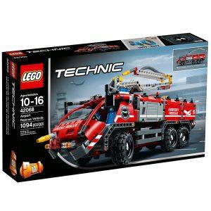lego 42068 flughafen loschfahrzeug