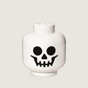 lego 5005634 skelettkopf grose aufbewahrungsbox