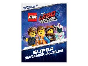 lego 5005778 movie 2 sammelalbum und tauschkarte