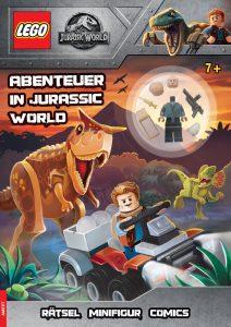lego 5005947 jurassic world abenteuer in jurassic world