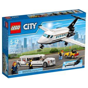 lego 60102 flughafen vip service