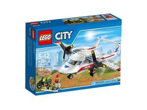 lego 60116 rettungsflugzeug