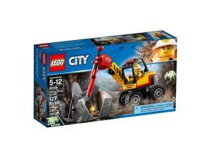 lego 60185 power spalter fur den bergbau