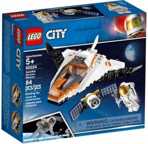 lego 60224 satelliten wartungsmission