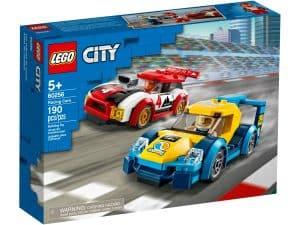 lego 60256 rennwagen duell