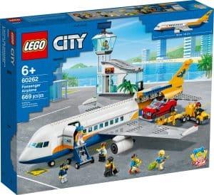lego 60262 passagierflugzeug