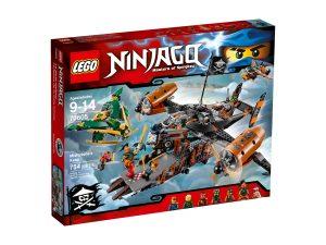 lego 70605 luftschiff des unglucks