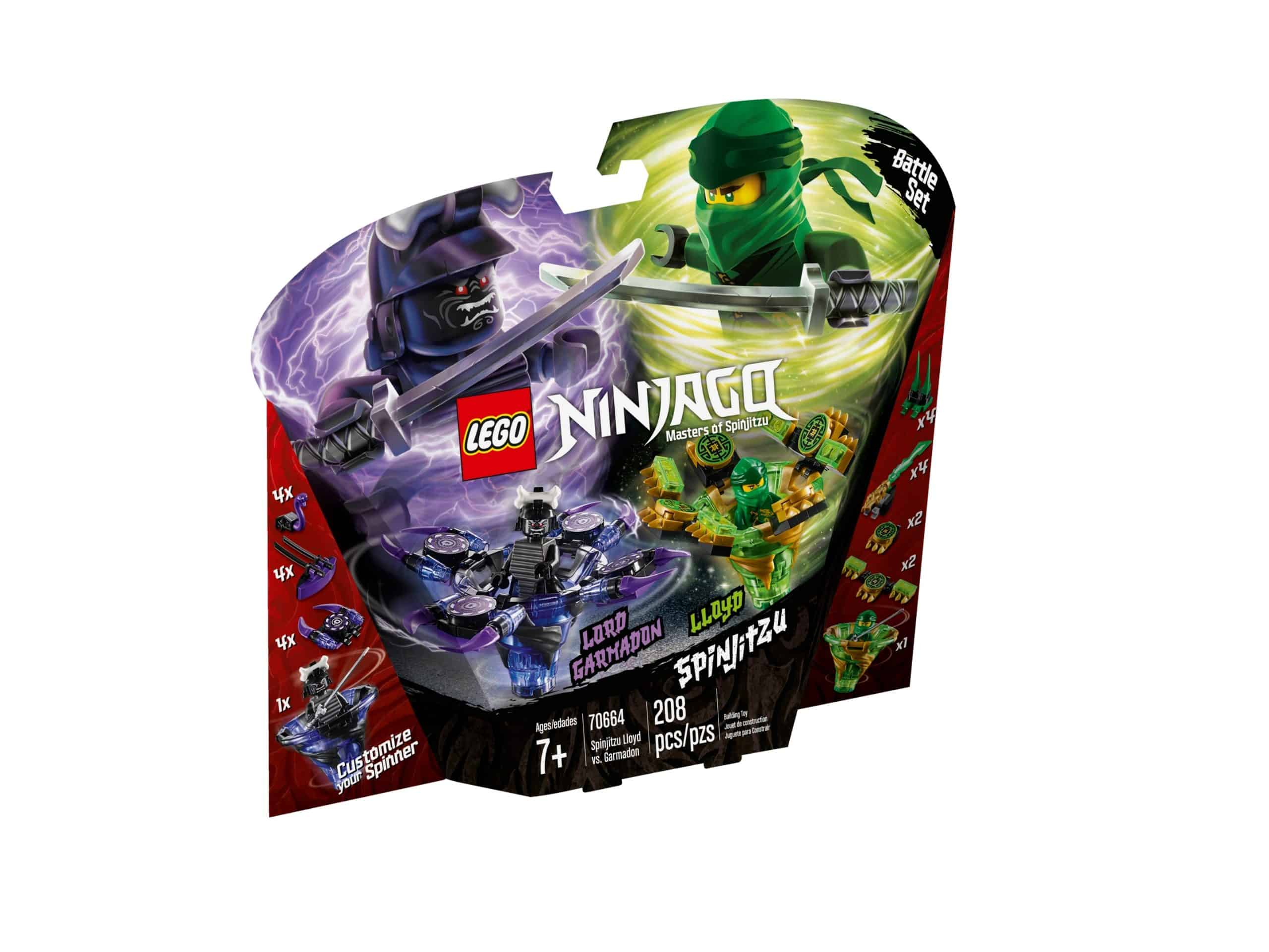 lego 70664 spinjitzu lloyd vs garmadon scaled