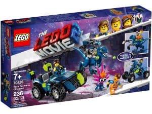 lego 70826 rex rextremes offroad fahrzeug
