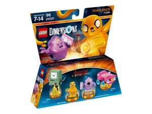 lego 71246 adventure time team paket