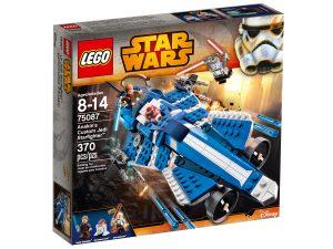 lego 75087 anakins custom jedi starfighter