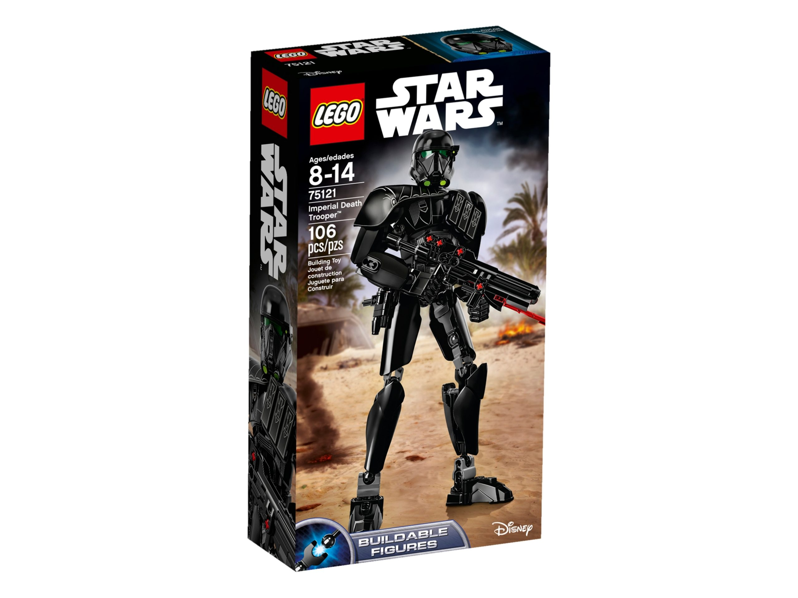 lego 75121 imperial death trooper scaled