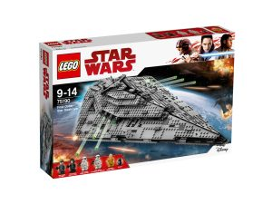 lego 75190 first order star destroyer