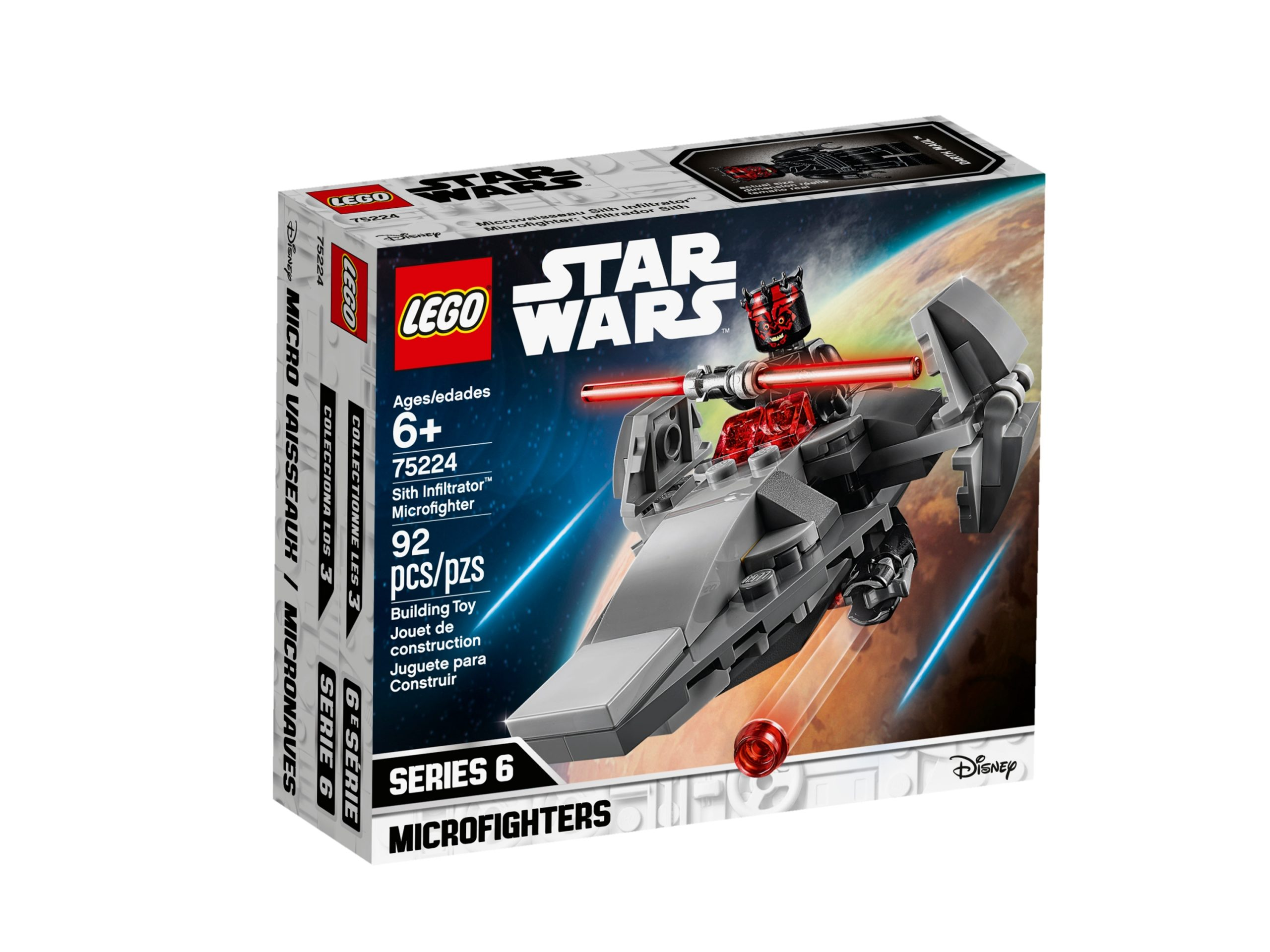 lego 75224 sith infiltrator microfighter scaled