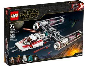 lego 75249 widerstands y wing starfighter