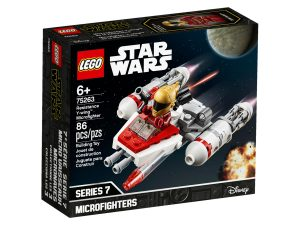 lego 75263 widerstands y wing microfighter
