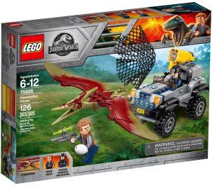 lego 75926 pteranodon jagd