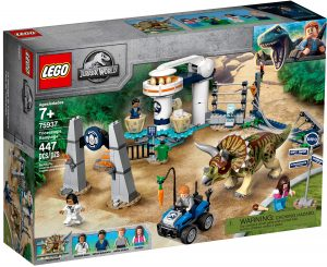 lego 75937 triceratops randale