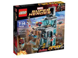 lego 76038 uberfall auf den avengers tower