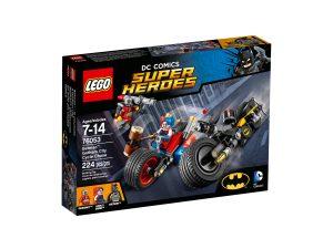lego 76053 batman batcycle verfolgungsjagd in gotham city