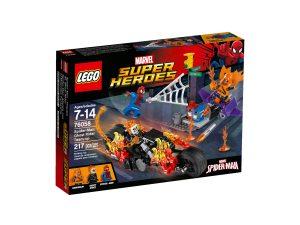lego 76058 spider man ghost riders verbundete