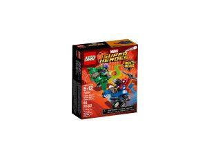 lego 76064 mighty micros spider man vs green goblin