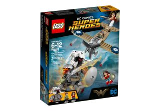 lego 76075 wonder woman im action getummel