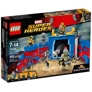 lego 76088 thor gegen hulk in der arena