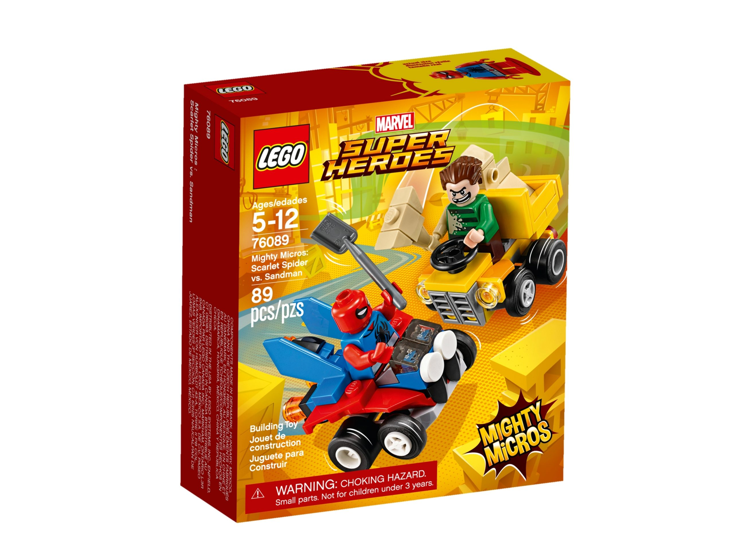 lego 76089 mighty micros scarlet spider vs sandman scaled