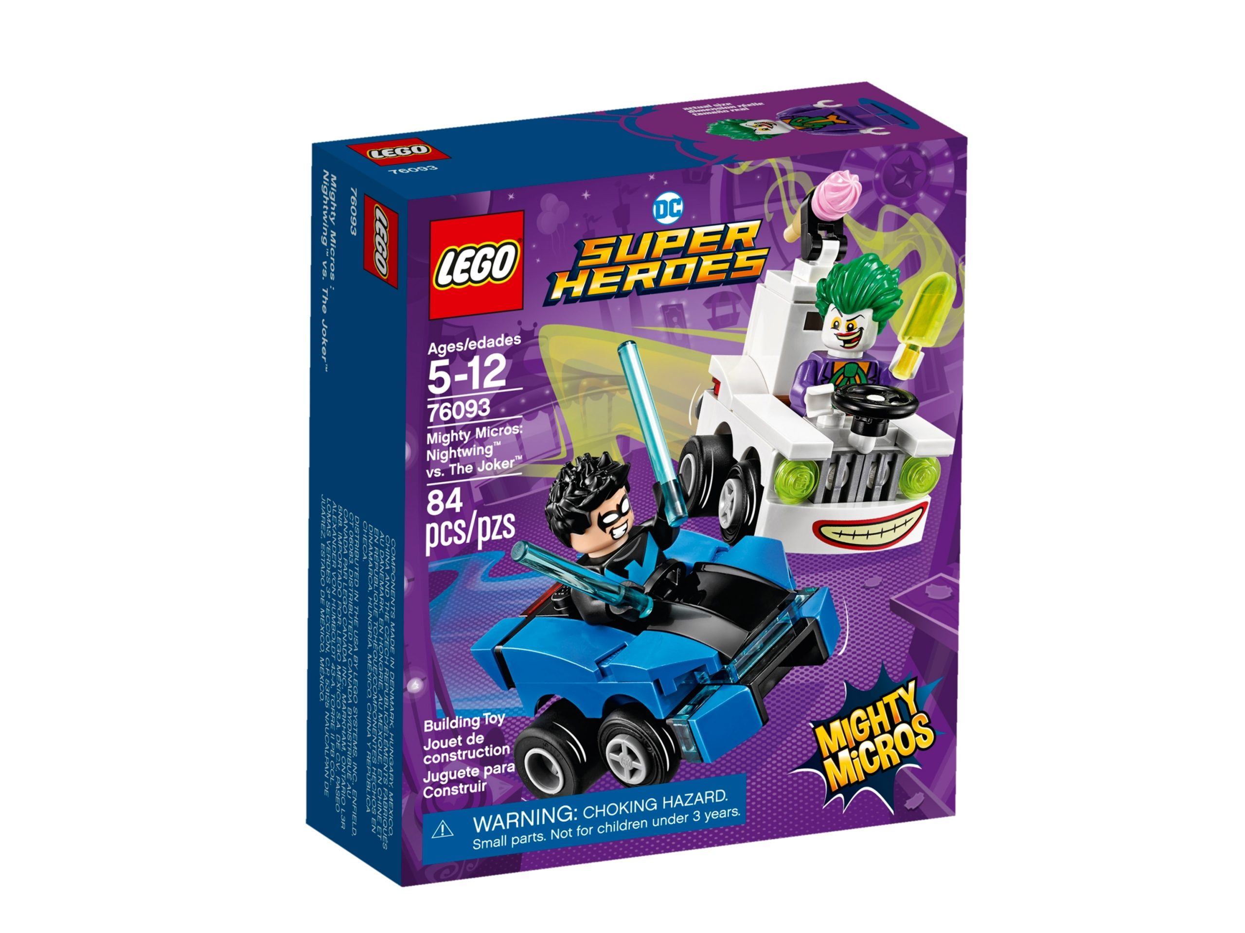 lego 76093 mighty micros nightwing vs the joker scaled
