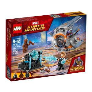 lego 76102 thors stormbreaker axt